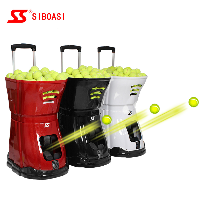 Manufacturer for tennis ball feeder - S3015 Tennis Ball Shooter – Siboasi