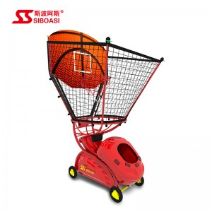 Kids Basketball Feeding Machine 6809A