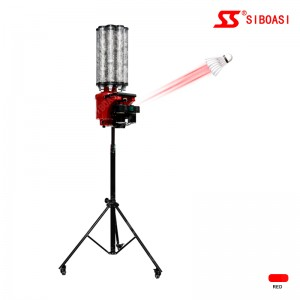 Factory Supply badminton feeding machine -