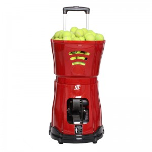 2019 High quality automatic tennis ball machine -