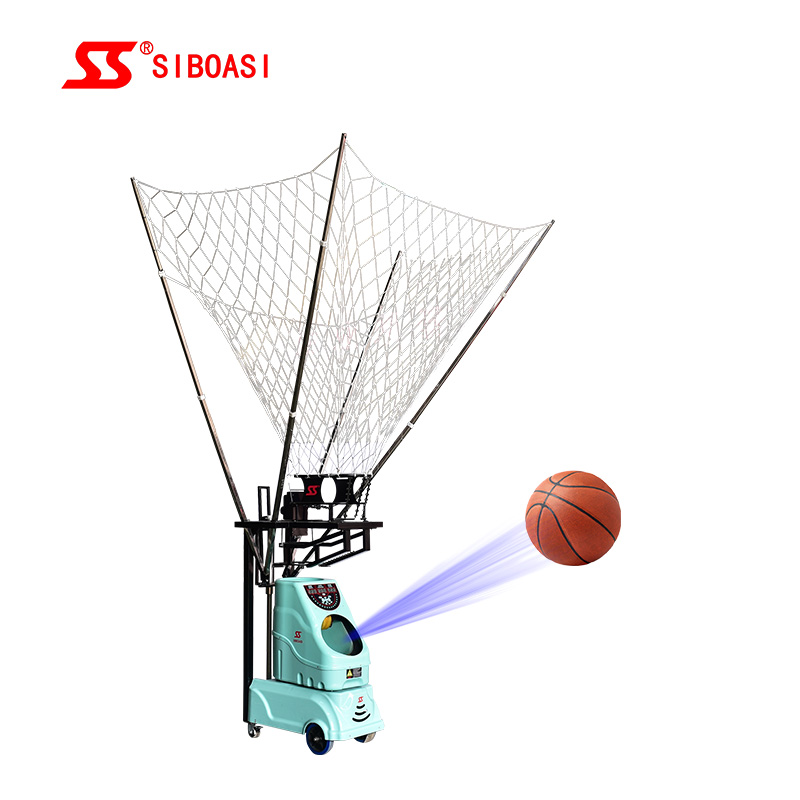 Basketball Passing Machine S6839 Featured Image