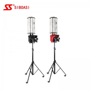 Low price for badminton shuttlecock shooter - S3025 Badminton Shuttlecock Feeder Machine – Siboasi