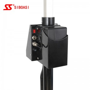 S4025 Automatische Badminton Shuttlecock Launcher