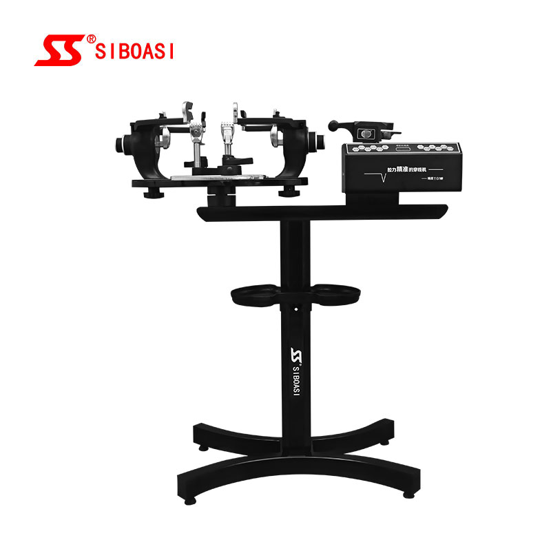 Good Quality tennis stringer - S616 Badminton Tennis Racket Restringing Machine – Siboasi