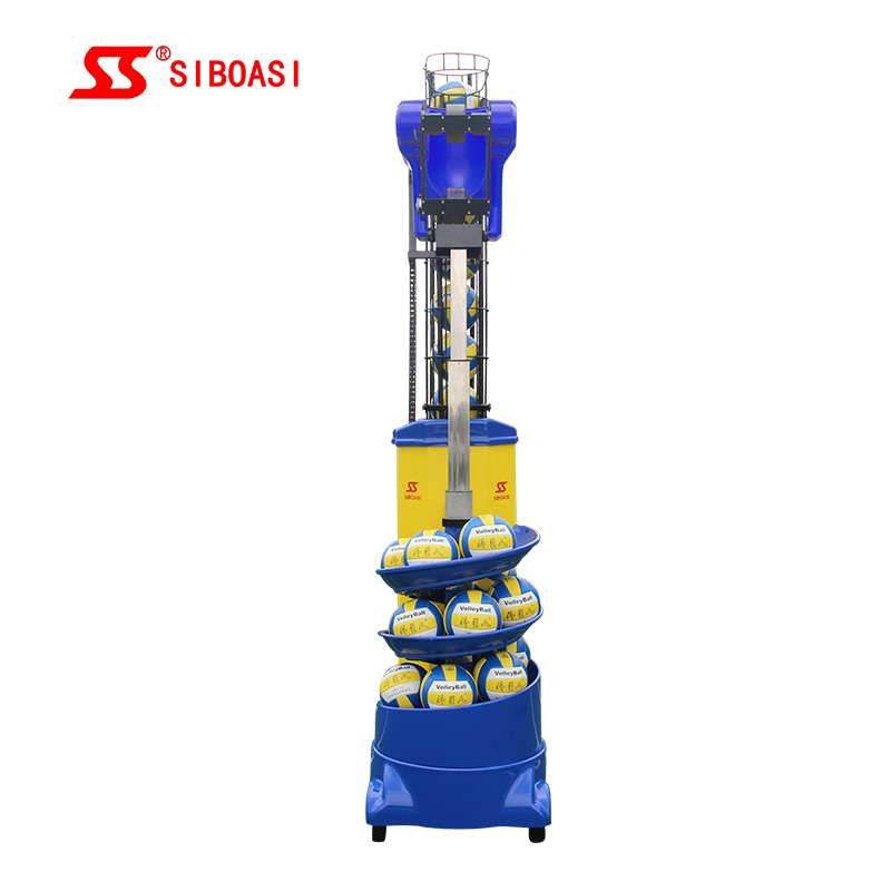 China Cheap price volleyball serving machine -