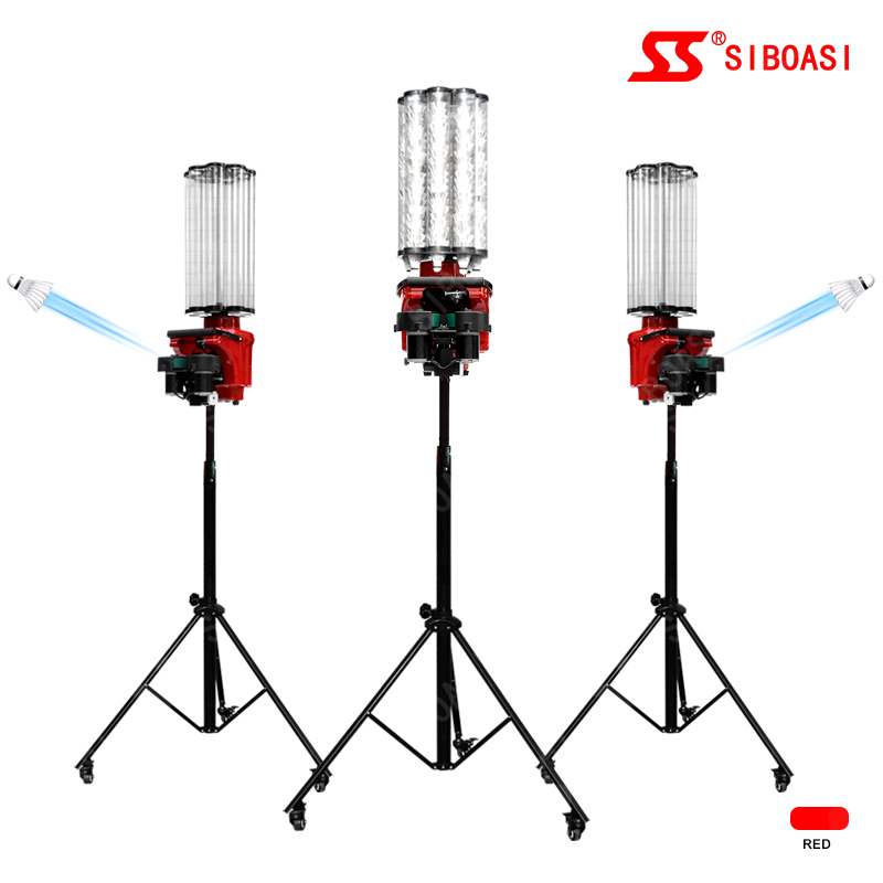 PriceList for shuttlecock throwing machine - H5  badminton serving machine – Siboasi
