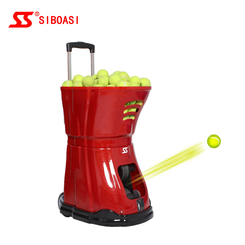 Good quality Tennis Ball Machine For Training – S3015 Tennis Ball Shooter – Siboasi