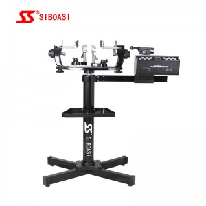 China Cheap price tennis racquet stringing machine -