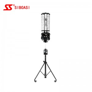 Low price for badminton shuttlecock shooter - S4025 Automatic Badminton Shuttlecock Launcher – Siboasi