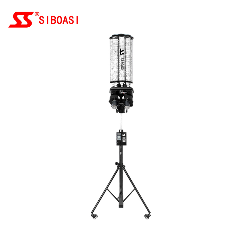 Chinese wholesale badminton serving machine - S4025 Automatic Badminton Shuttlecock Launcher – Siboasi