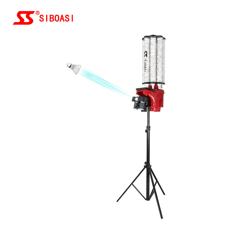 S2025 Badminton Shuttle Throwing Machine Featured Image
