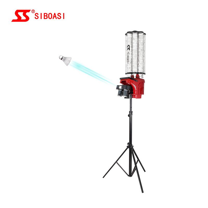 High Quality shuttlecock machine - S2025 Badminton Shuttle Throwing Machine – Siboasi