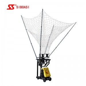 Best quality basketball pass back machine – Automatic Basketball Shooting Practice Machine S6829 – Siboasi