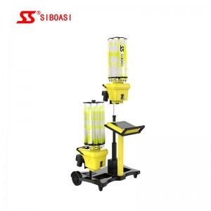S8025 badminton training machine