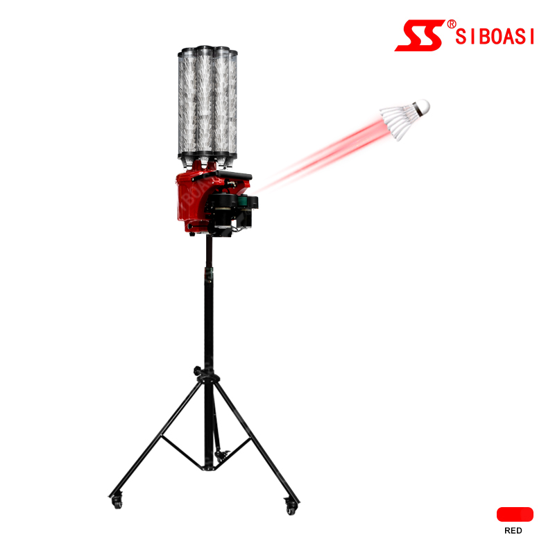 2019 High quality badminton shuttlecock thrower -
