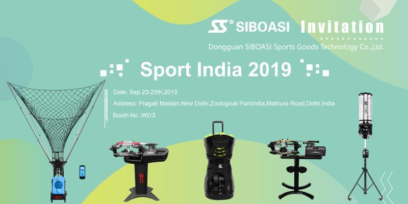 SIBOASI to exhibit at IISGS in New Delhi