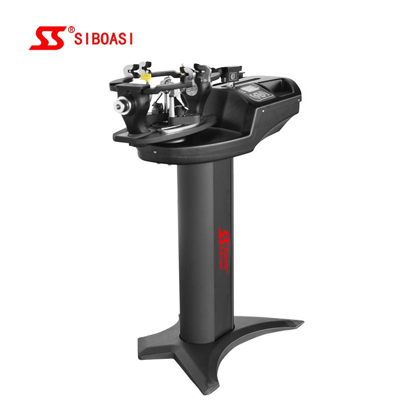 Wholesale Price China Badminton Stringing Machine - S3169 Electronic Badminton Tennis Racket String Machine – Siboasi
