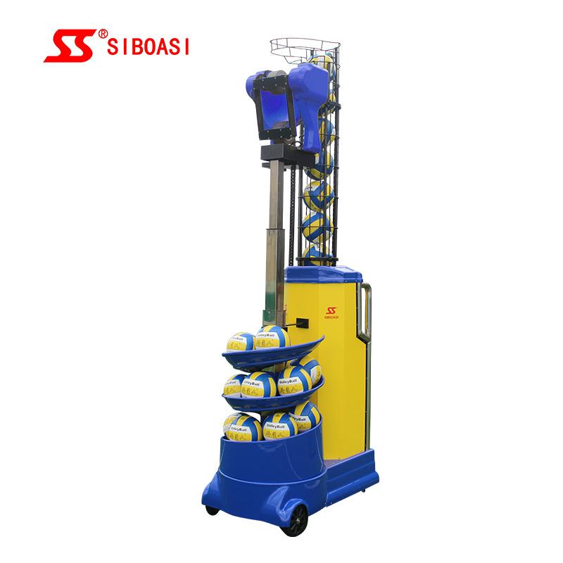 High Quality volleyball training machine - SIBOASI S6638 Volleyball Training Machine – Siboasi