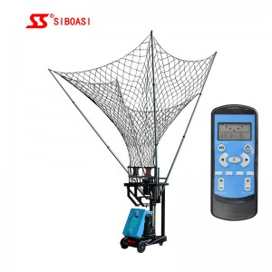 China Cheap price basketball return machine -