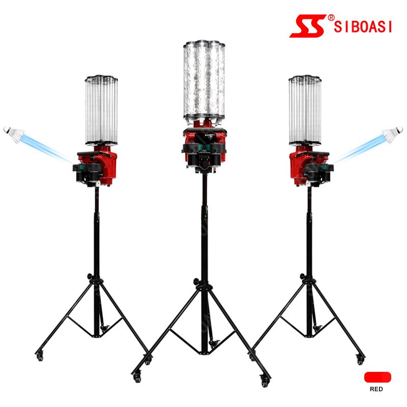 Chinese Professional shuttlecock feeding machine - H7 Badminton Shuttlecock Shooting Machine – Siboasi
