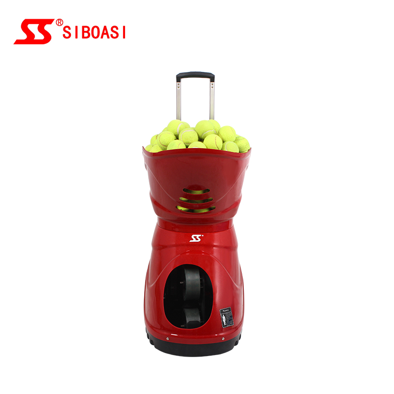 Chinese Professional tennis practice machine - W3 Tennis Ball Launcher Machine – Siboasi