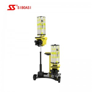 S8025 badminton training machine